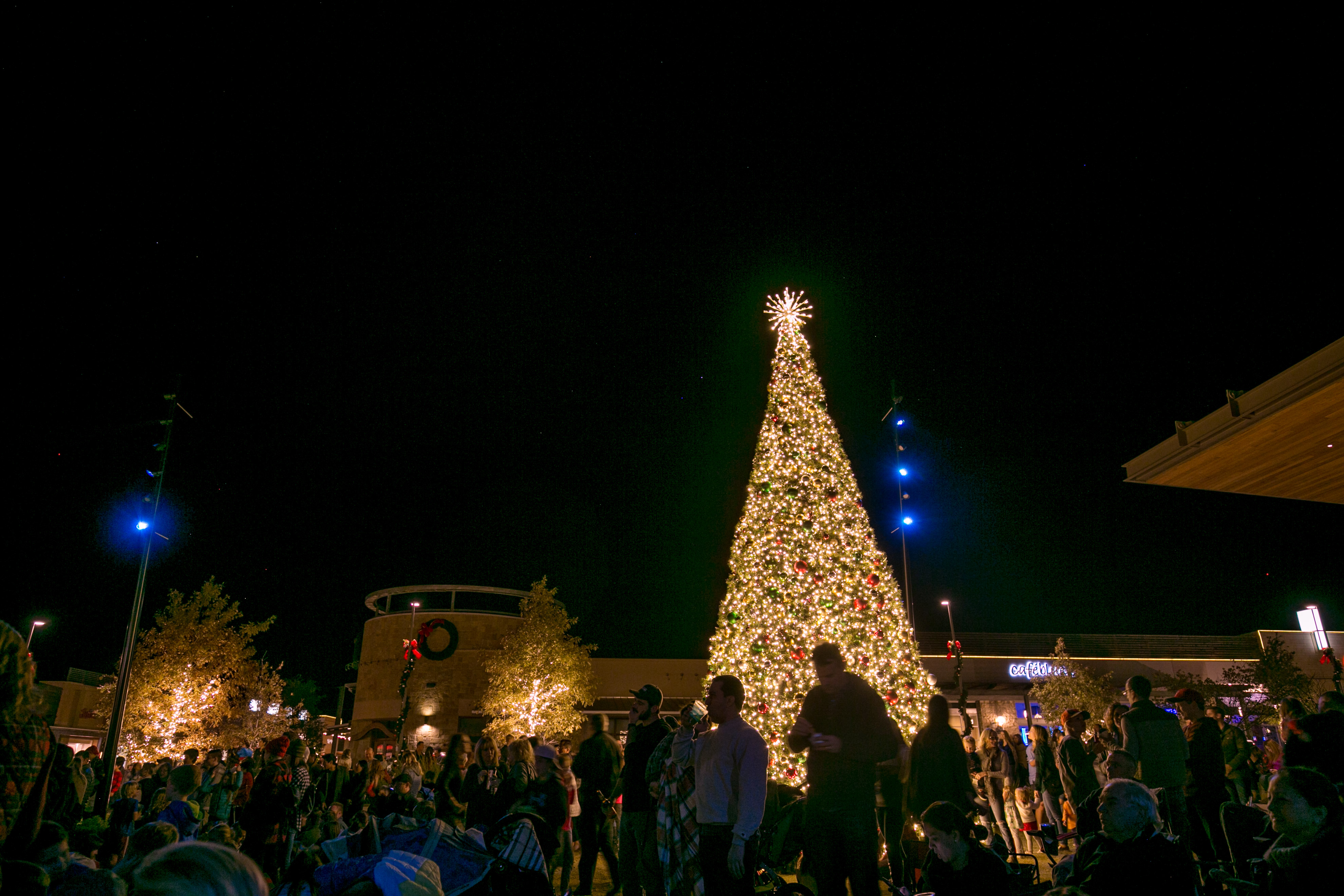 Hill Country Galleria Christmas Tree Lighting 2020 Hill Country Galleria Holiday Village and Santa's Workshop