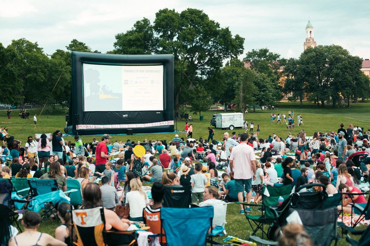 Movies in the Park - Nashville Scene