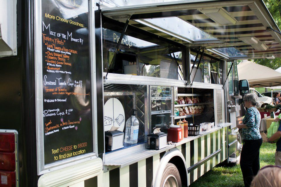 The Grilled Cheeserie - Food Truck