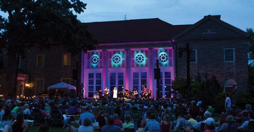 Songwriters and Symphony - Cheekwood