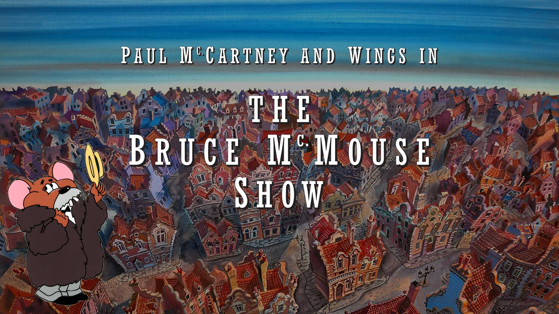 Paul McCartney - The Belcourt