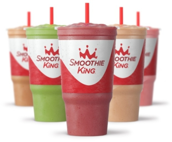 Courtesy Smoothie King