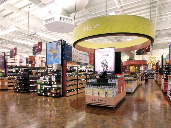 Total Wine & More opens in Irving