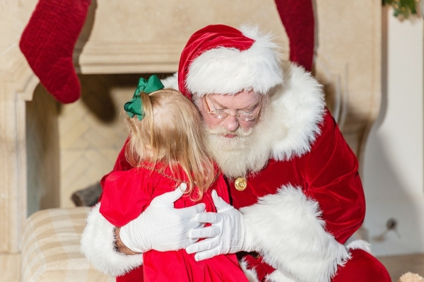 Inspiration Ranch hosts a holiday event open to the community Dec. 8.