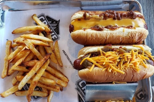 Crave Hot Dogs & Barbecue Atascocita