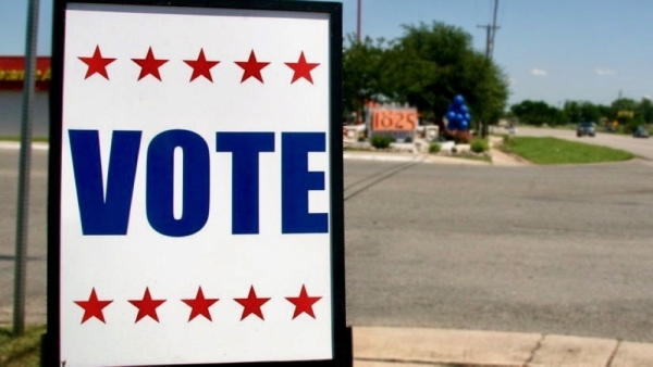 Two San Marcos City Council seats were the ballot. (Community Impact Newspaper)