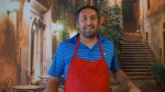 Joe Karimani, owner of Joe's Italian Kitchen in Pflugerville, said he pulled from recipes he learned as a child in northern Italy when creating his menu. (Kelsey Thompson/Community Impact Newspaper)
