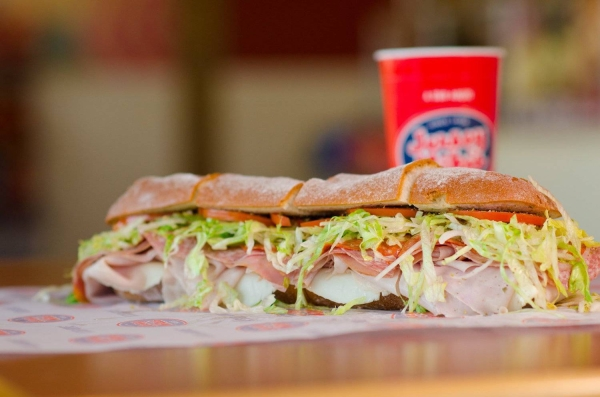The sub shop is slated to open in December or January. (Courtesy Jersey Mike's Subs)