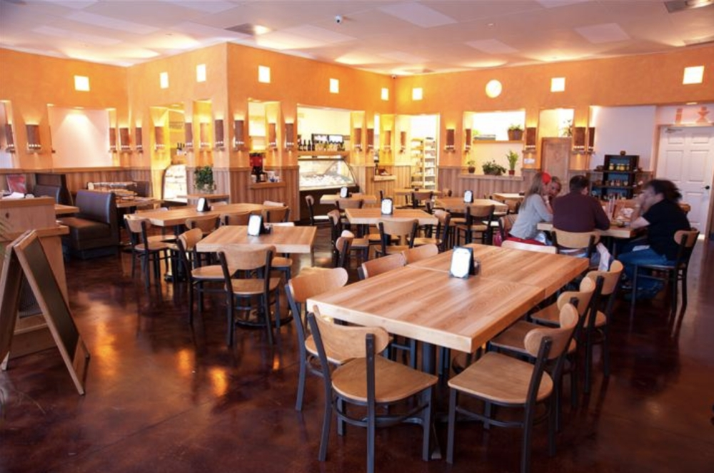 The Sterling Ridge restaurant opened in 2009. Courtesy Caffe di Fiore