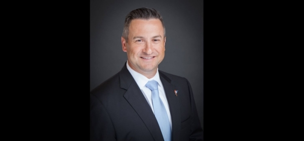 Round Rock Mayor Craig Morgan said a mass removed from his spine Oct. 11 was found to be benign. (Courtesy city of Round Rock.)