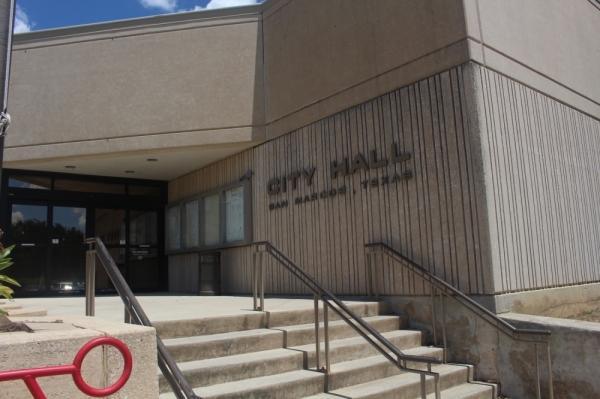 The San Marcos city manager named the city's new economic and business development manager.
