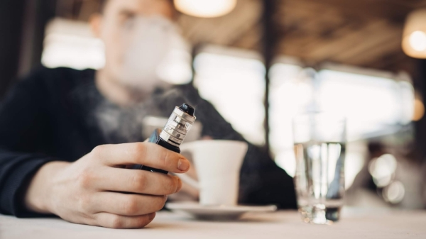 More than 80 vaping-related health cases have been reported in North Texas so far this year. (Courtesy eldarnurkovic/Adobe Stock)