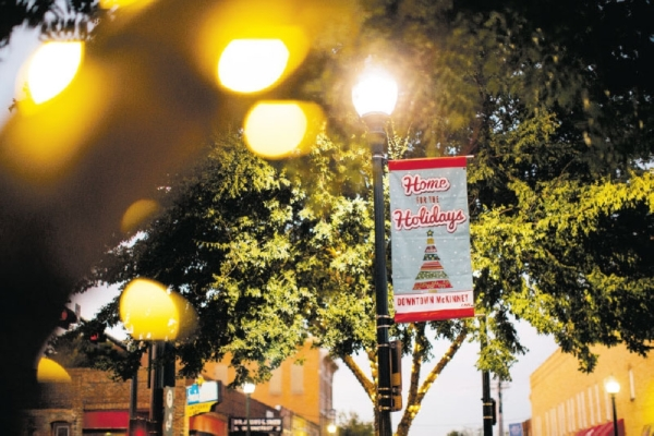 Fairs, performances and other Christmas events are taking place in McKinney this holiday season.