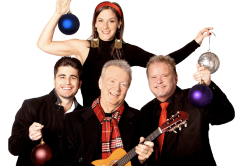 A Peter White Christmas will take place at One World Theatre Nov. 29. (Courtesy One World Theatre)