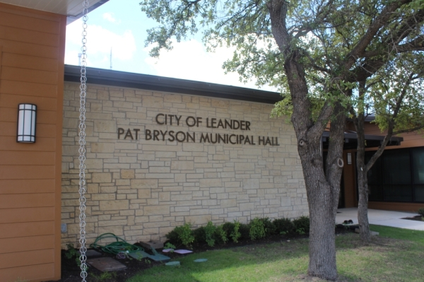 City of Leander Pat Bryson Municipal Hall