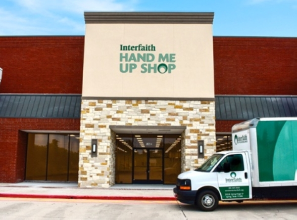 Interfaith Hand Me Up Shop