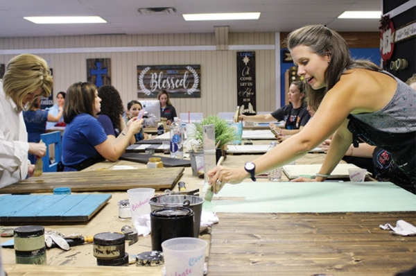 Junkin Gypsies Tomball will relocate to Market Street in December and change its name to The Craft Chicks, Owner Brooke Manning said.