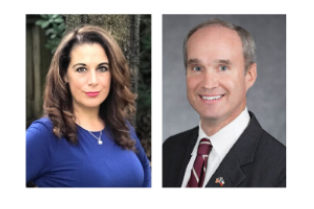 Gina Calanni and Mike Schofield have filed for candidacy for the 2020 elections.