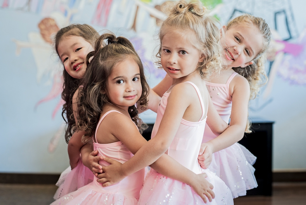 Imagine Dance Academy provides curriculum-based dance instruction to children ages 18 months to 7 years. (Courtesy Imagine Dance Academy)