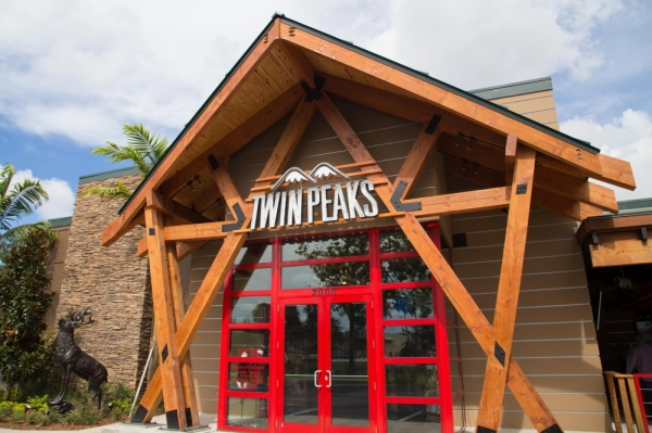 Twin Peaks opened its first San Marcos location on Nov. 11 at 5:00 p.m.