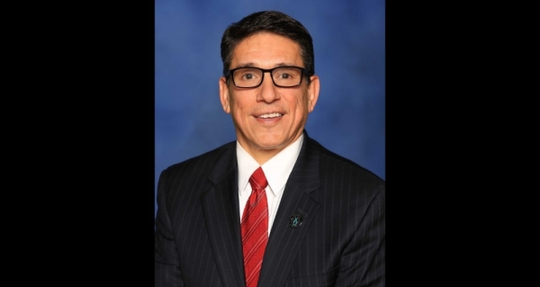 Round Rock ISD Superintendent Steve Flores received a salary increase following his annual review by the RRISD board of trustees. (Courtesy Round Rock ISD)