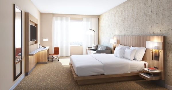 The Marriott Phoenix Chandler opened Nov. 12. (Courtesy Marriott Phoenix Chandler)