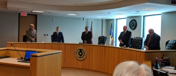 Montgomery County commissioners appointed 10 members to the county's new ethics commission at their Nov. 12 regular meeting. Community Impact Newspaper staff