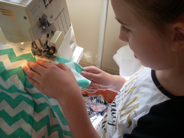 Savvy Chix Studio offers sewing classes for kids and adults. (Courtesy Savvy Chix Studio)