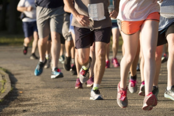 The Georgetown Running Club hosts a no-frills 5K every month. (Courtesy Adobe Stock)