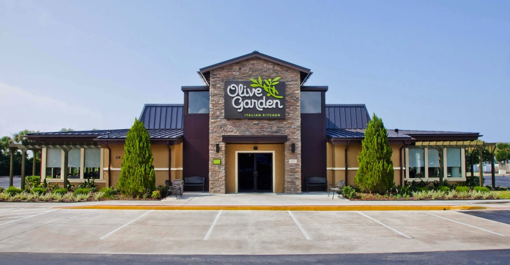 Olive Garden opened in Wolf Crossing in Georgetown on Dec. 2. (Courtesy Olive Garden)