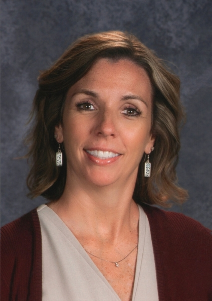 Stacia Carew was name Rowe Middle School's inaugural principal. (Courtesy Cy-Fair ISD)