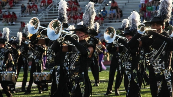 The city of McKinney has been selected to host one of the Drum Corps International tour stops at its McKinney ISD stadium next summer. (courtesy city of McKinney)