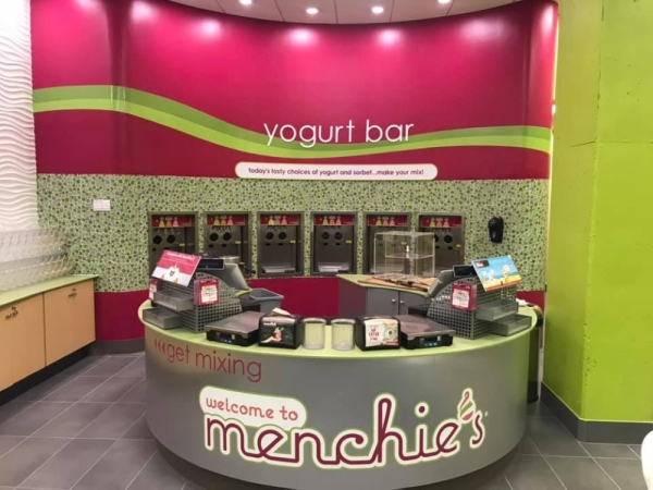 Menchie's Frozen Yogurt will be opening in December 2019 and will be located at The Lyndon. (Courtesy Menchie's Frozen Yogurt)