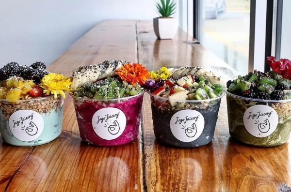 Jugo Juicery is projected to open its first San Marcos location on January 1st. (Courtesy Jugo Juicery)