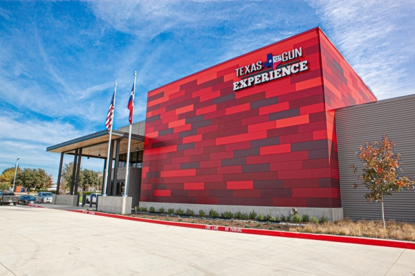The Texas Gun Experience in Grapevine is now open. (courtesy Texas Gun Experience)