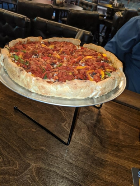 Big Z's Pizza House & Brew opened in Katy. (Courtesy Big Z's Pizza House & Brew)
