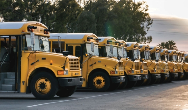 A recall affects school buses across the nation. (courtesy Fotolia)