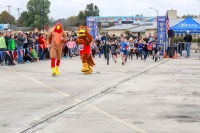 The Buda Turkey Trot raises money for the Hays County Food Bank. (Courtesy Buda Turkey Trot)