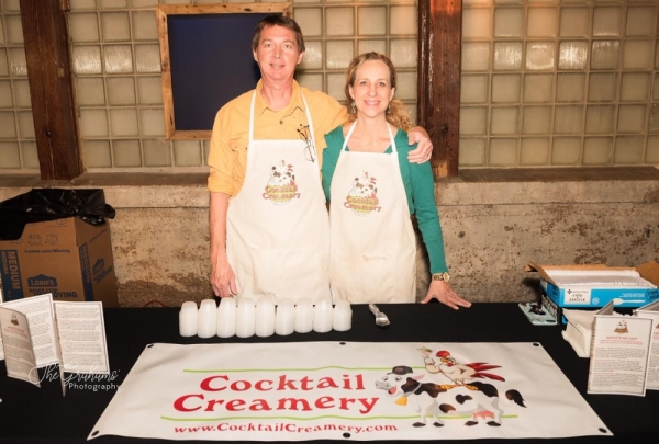 Cocktail Creamery closed its location inside the Red Canoe Bake & Brew but is looking to reopen in a new location soon. (Courtesy Cocktail Creamery)