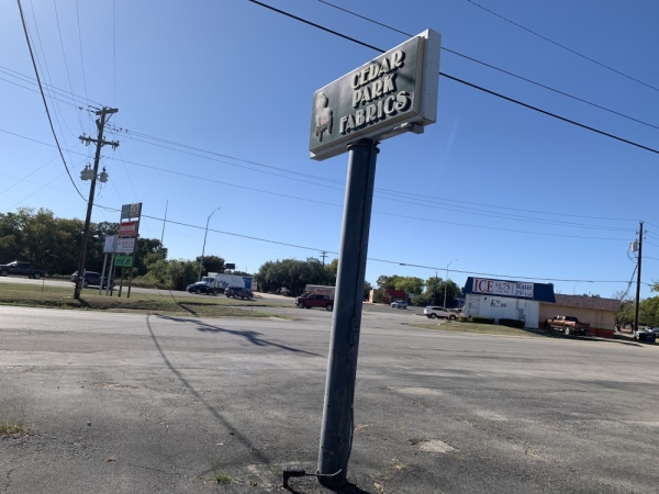 The Bell Boulevard realignment project will relocate the stretch of Bell Boulevard between Buttercup Creek Boulevard and Cedar Park Drive to the alignment of Old Highway 183. (Marisa Charpentier/Community Impact Newspaper)