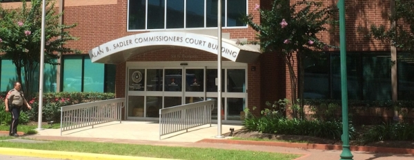 Montgomery County Commissioners Court meets Tuesday, Nov. 19, in Conroe. (Anna Lotz/Community Impact Newspaper)