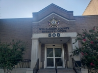 The Williamson County Sheriff's Office is located at 508 S. Rock St., Georgetown.(Ali Linan/Community Impact Newspaper)