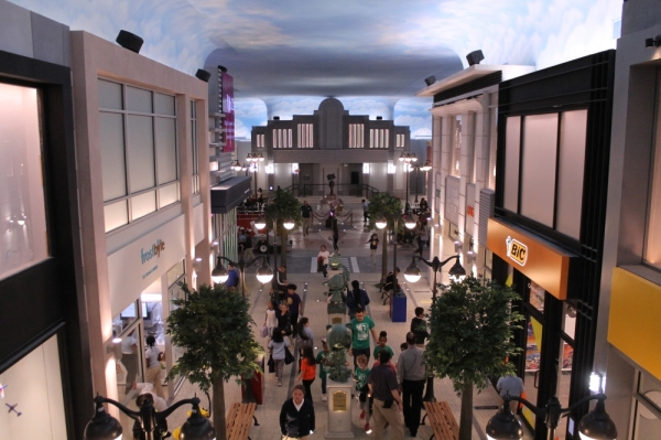 The KidZania inside Stonebriar Centre is the first location in the U.S.