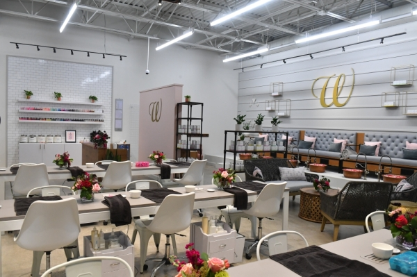 W Nail Salon (Courtesy Larry French/Getty Images for DSW and W Nail Bar)