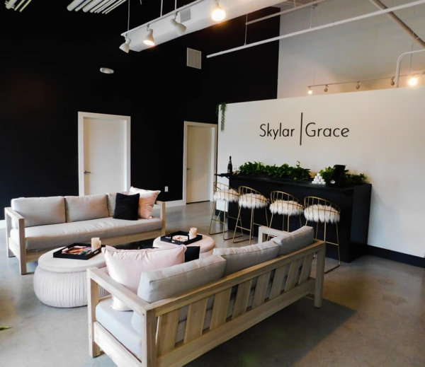 Skylar Grace's spa opened on Kuykendahl Road in Creekside Park Oct. 24. Courtesy Skylar Grace