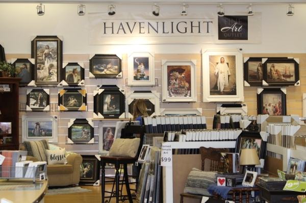 HavenLight Fine Art Gallery, SanTan Village, pop-up stores,