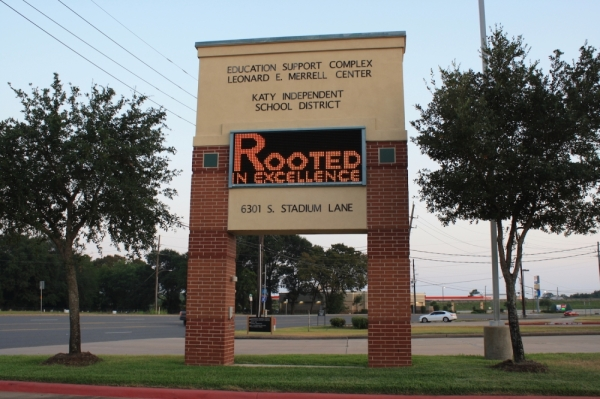 Katy ISD rooted in excellence