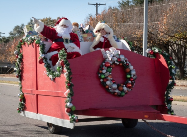 Richardson Christmas parade