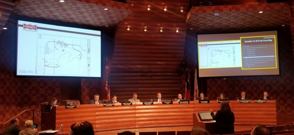 frisco city council