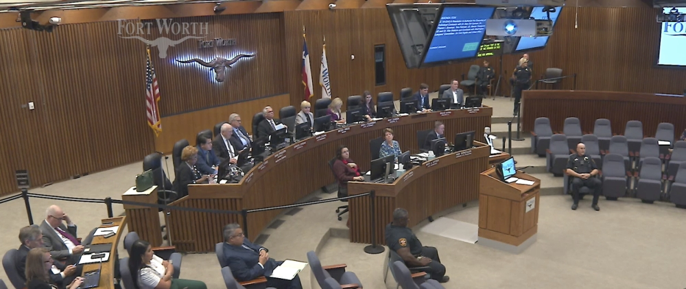Fort Worth City Council approved a resolution instating a panel of expects to review the city's police department.